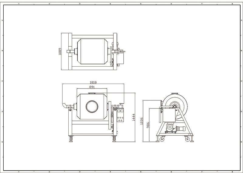 1Phase 220V 1.5kW/h