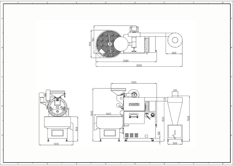 1Phase 220V 2.5kW/h